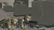 Francotirador H2 001