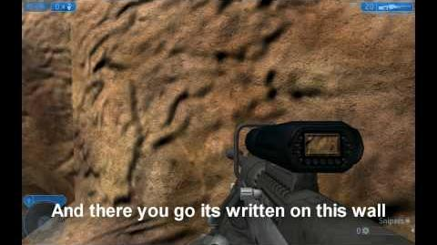 Halo 2 - Why am I here - Red vs Blue - Easter Egg - WALKTHROUGH