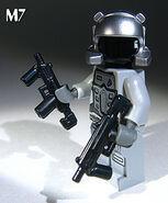 LEGO Subfusil Proto
