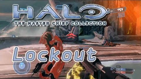Lockout Gameplay - Halo The Master Chief Collection