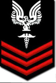 Medic corps Oficial Menor