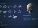 Cráneos de Halo: Combat Evolved Anniversary