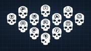 Halo 4 Schädel