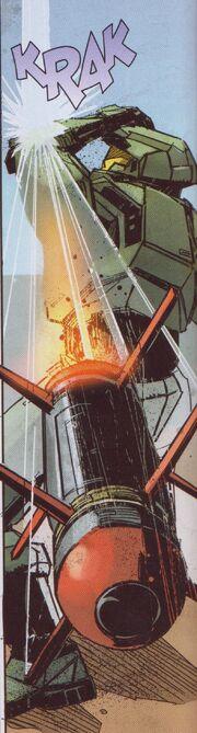 Scorpion missile