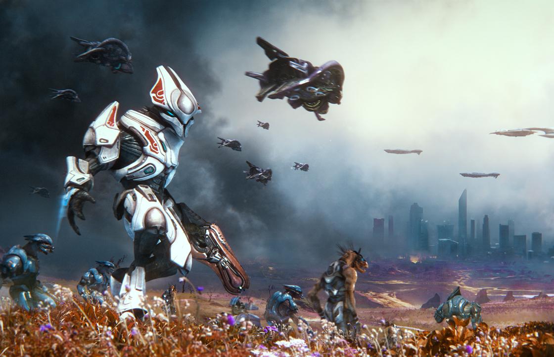Fall of Reach | Halo Alpha | FANDOM powered by Wikia