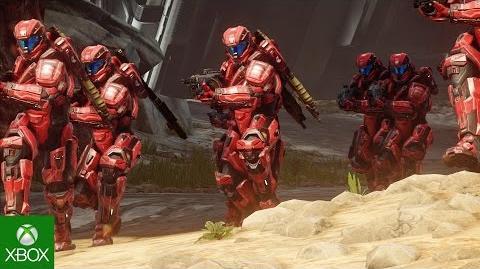 Halo 5 Warzone Trailer
