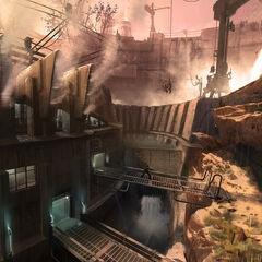 Die Map Powerhouse.