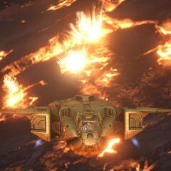 博爱之城的覆灭。