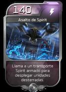 Blitz - Desterrados - Maestro de Nave - Poder - Asalto de Spirit