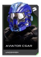 H5G REQ card Aviator CSAR-Casque