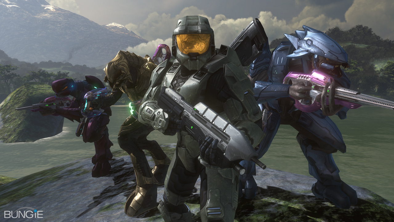 Halo 4 campaign online matchmaking