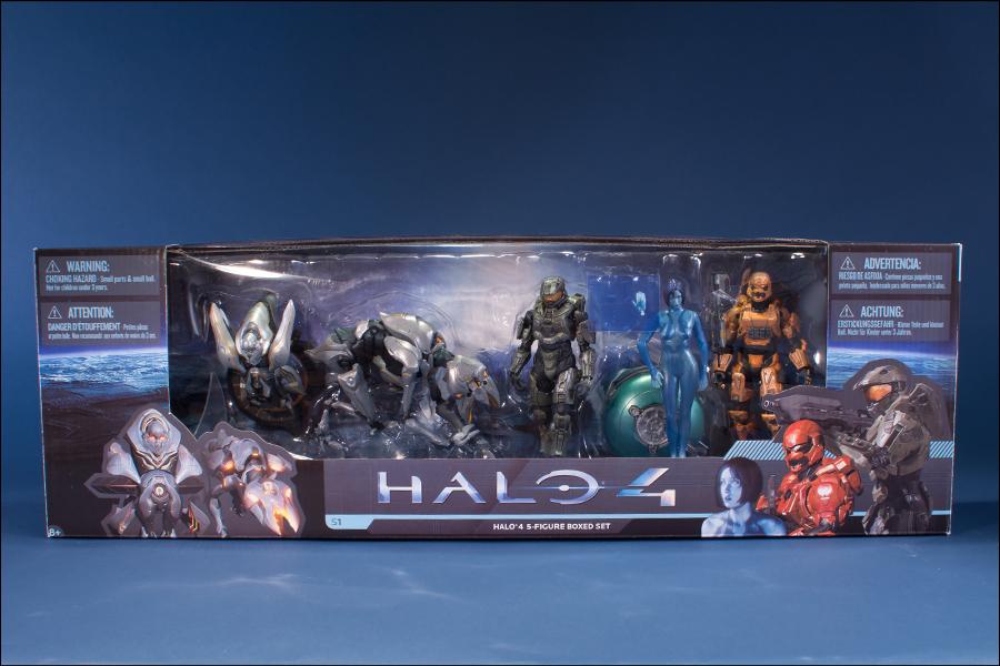 McFarlane Halo 4 Series 1 Wave 2 Watcher Action Figure