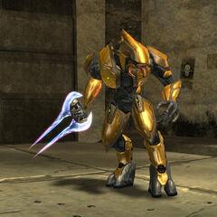 Zelota con lama in Halo 2