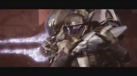 """Halo 2 Anniversary Cutscene Extra - """"4.5 - Another Day at the Beach"""" HD (Blur Studios)"""