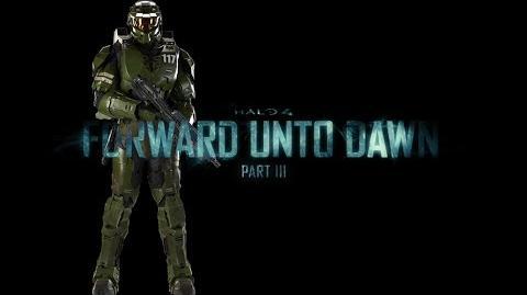 Halo 4 Forward Unto Dawn - Parte III Español Latino