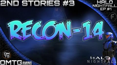 "Halo Nightfall ★ Second Stories ""ONI RECON-14"" (Episode 1)"