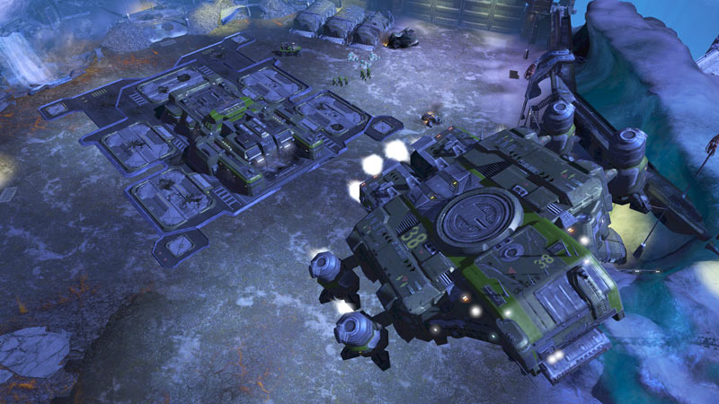 Image result for Halo Wars Alpha Base
