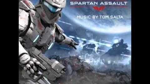 23 Onslaught - Halo Spartan Assault Original Soundtrack