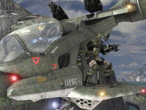 Pilot on Hornet