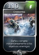 Blitz - UNSC - Serina - Poder - Criobomba