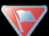 Flag Score medal