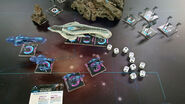 Halo Fleet Battles Nave CAS