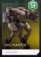 Mantis ONI H5G