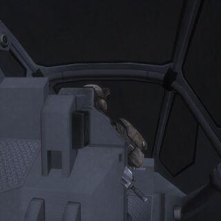 Das Cockpit eines D77-TC