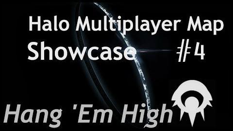 Halo Multiplayer Maps - Halo 1 Hang 'Em High
