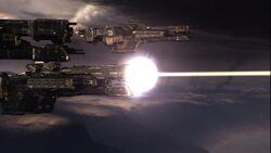 Magnetische Beschleunigungs Kanone