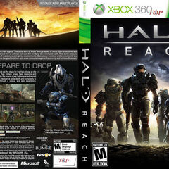 Custodia di Halo: Reach