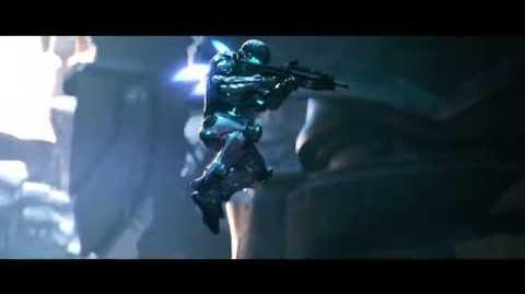 Halo 5- Guardians Spartan Locke Armor Set - 60 - GameStop