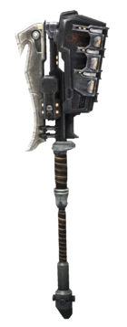 Type-2 Energy Weapon Hammer Halo Reach