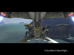 Flying Hornet Laser FuelRod