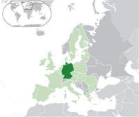 Alemania locacion