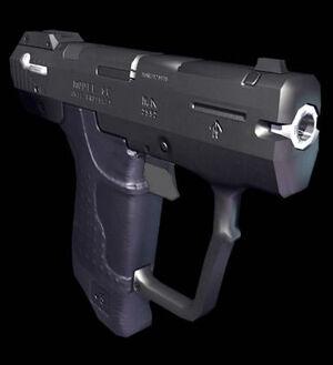 M6C Magnum Sidearm