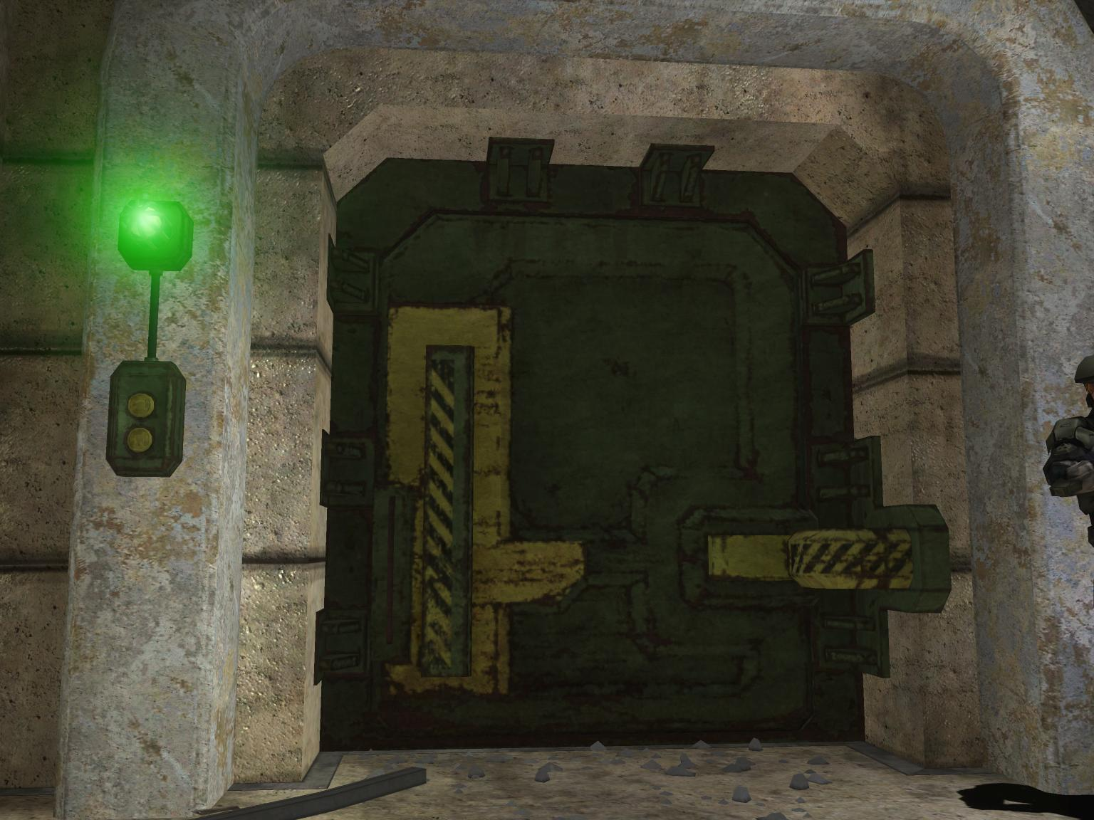 UNSC bunker door.jpg & Image - UNSC bunker door.jpg | Halo Nation | FANDOM powered by Wikia