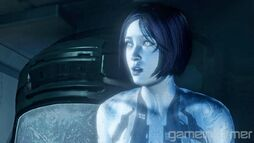 Halo 4 in game gameinformer 2