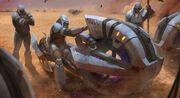 Moto brute concepts