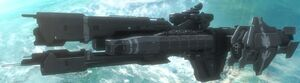 UnnamedFrigate Halo Reach