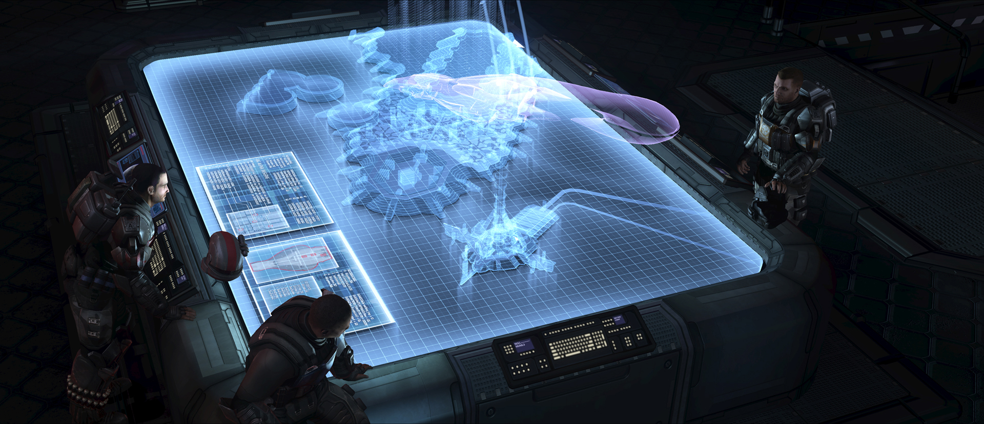 Halo 3: ODST   Halo Alpha   FANDOM powered by Wikia
