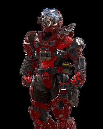 Mjolnir Powered Assault Armor Wrath Halo Alpha Fandom
