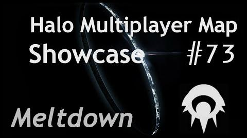 Halo Multiplayer Maps -73 - Halo 4- Meltdown
