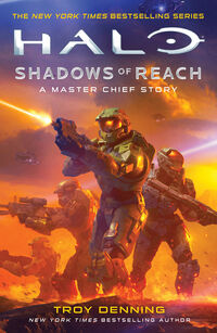 Halo Shadows of Reach Portada 2