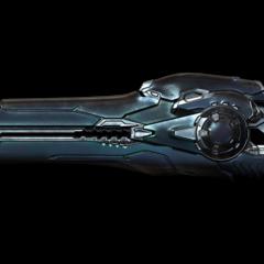 Il fucile particellare in halo 4