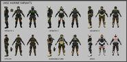 Halo4 UNSC Marines