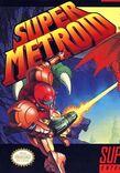 USER Super Metroid Box Art