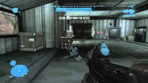 Halo Reach - Hidden Ammo Cache Easter Egg