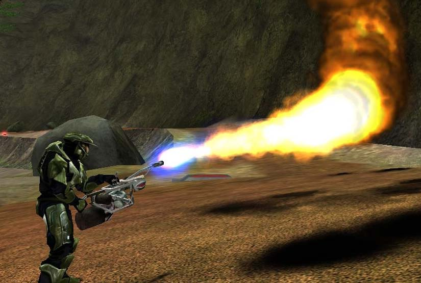 M7057Flamethrower