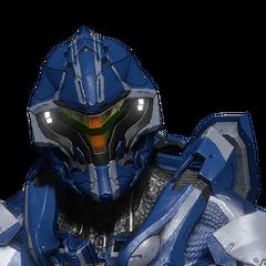 Eine alternative Variante des Helmes.
